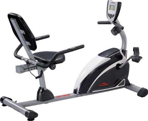 Cyclette orrizontale BK 409 Recumbent