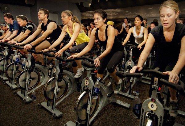 spinning bike_