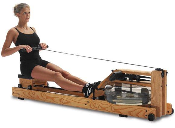 Vogatore indoor (remoergometro - water rower)