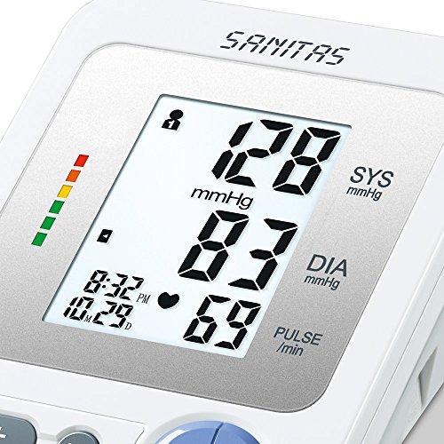Misuratore di pressione Beurer Sanitas SBM 21. Lo puoi acquistare su Amazon.it