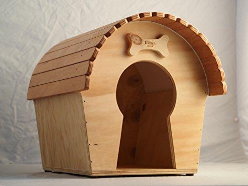 Novità Blitzen, DogVoyeur WP. Cuccia in legno da esterno percani piccola taglia. La trovi su Amazon.it