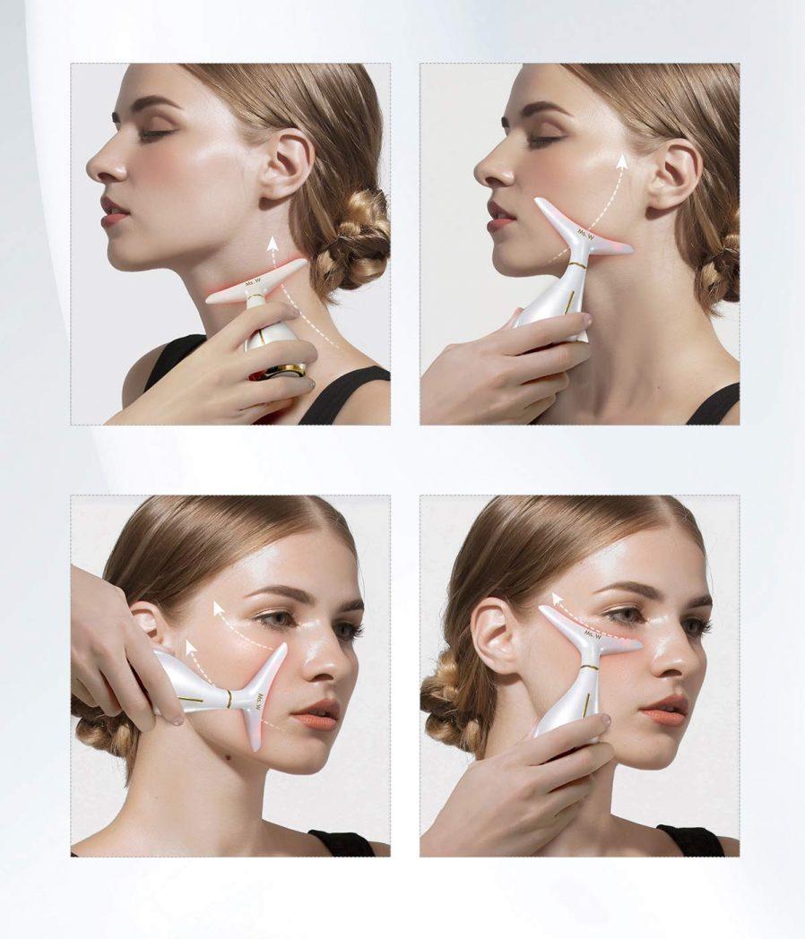 massaggiatore viso