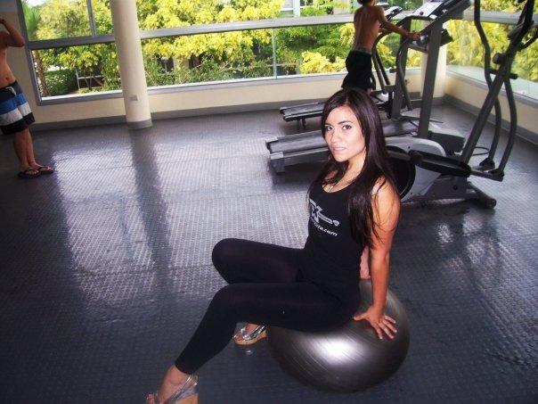 palla per pilates