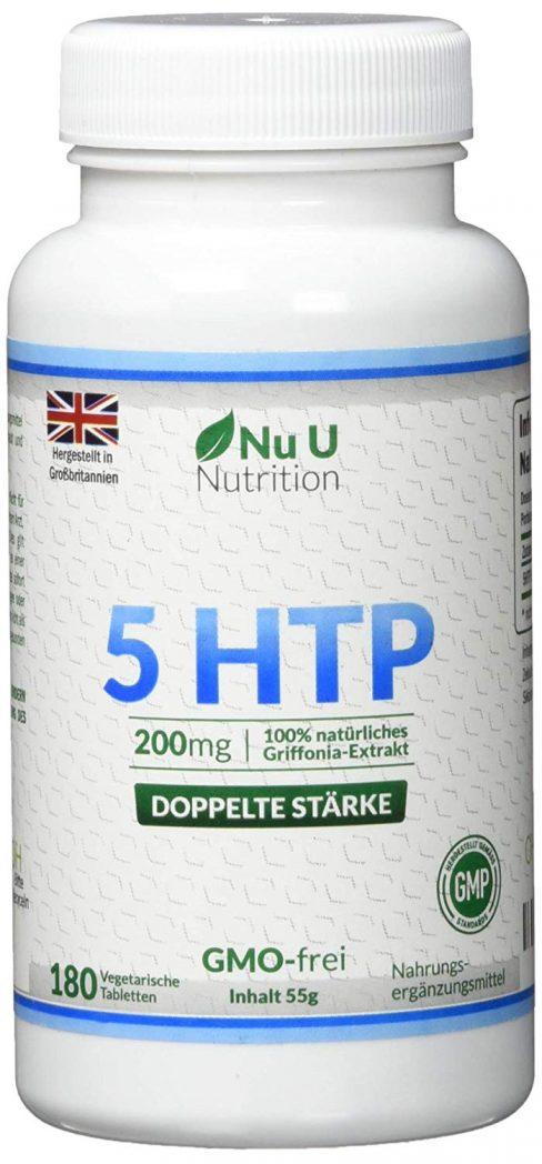 5-HTP- integratore