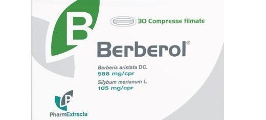 berberol composizione prezzo