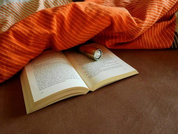 leggio da letto