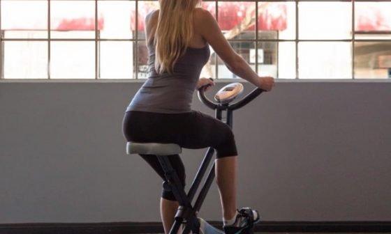 cyclette da camera