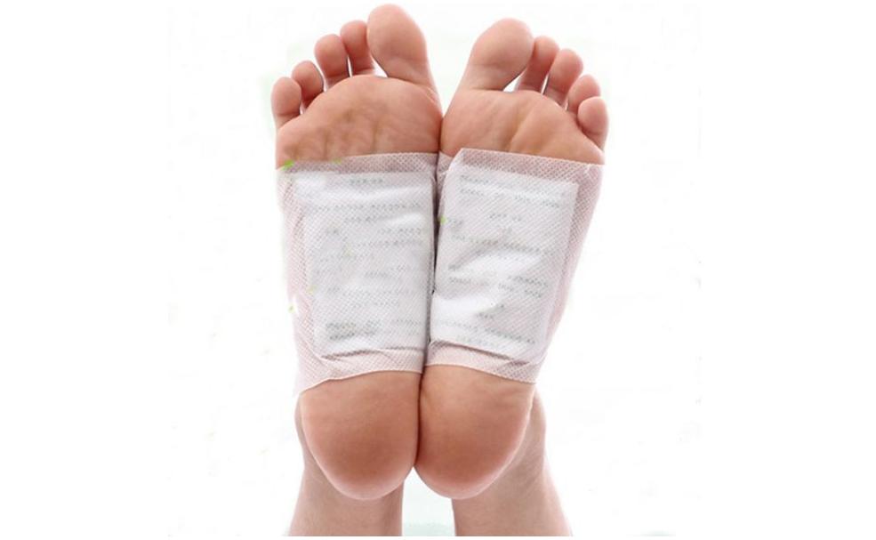 cerotti detox piedi