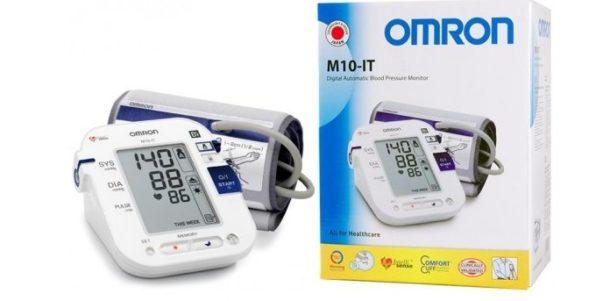 omron m10 misuratore di pressione casalingo
