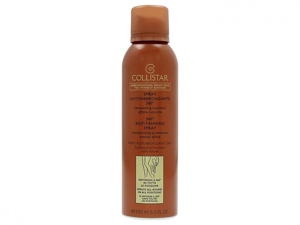 Collistar Autoabbronzante Spray 360 150 Ml