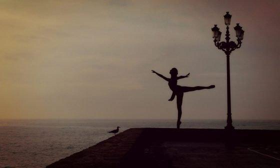 scaldapiedi danza