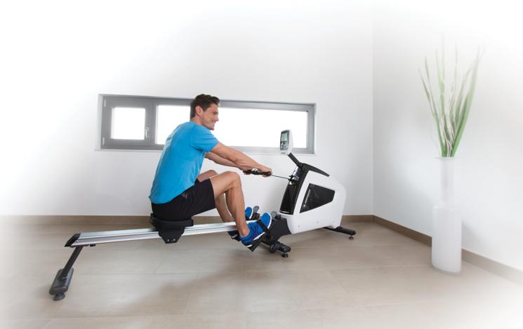 Vogatore Oxford 5 della Horizon Fitness