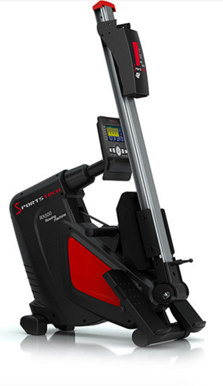 Vogatore Sportstech RSX500 - Chiuso