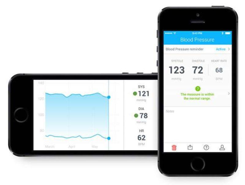 app per misuratore wireless