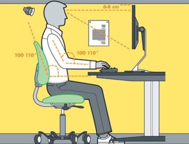 sedia-ergonomica